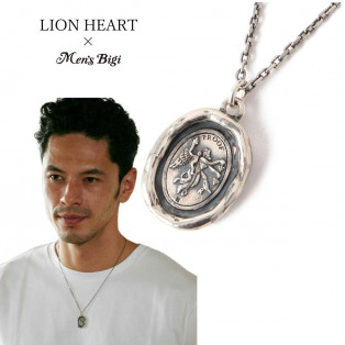 LION HEART × MEN'S BIGI