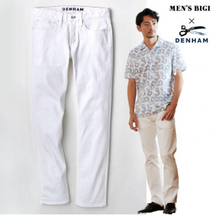 DENHAM × MEN'S BIGI