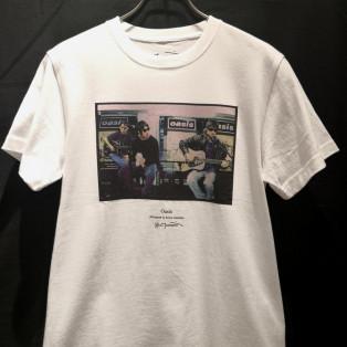 OASISフォトグラフTシャツ
