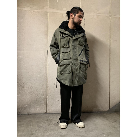 Men's【KMRii/ケムリ】新作アウター入荷