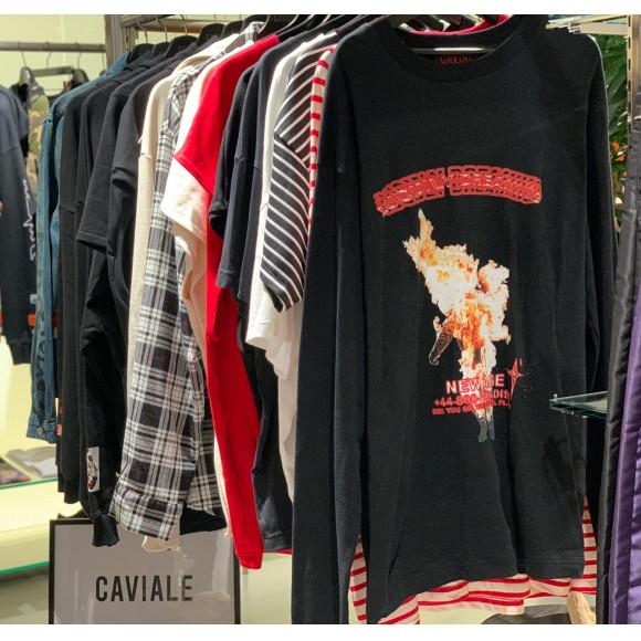 【CAVIALE/カビアーレ】POP UP+PREORDERのお知らせ