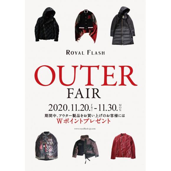 OUTER FAIR開催!!