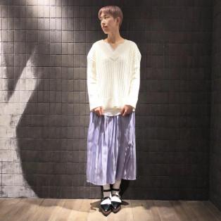 ☆新作☆プリーツスカート