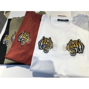 刺繍Tシャツ シリーズ