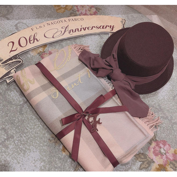 名古屋パルコ店オープン20周年記念限定アイテム発売中♡