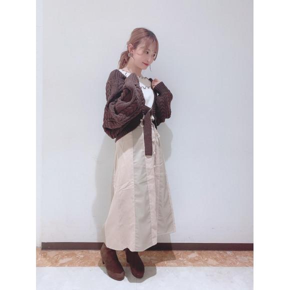 ロングスカート♡