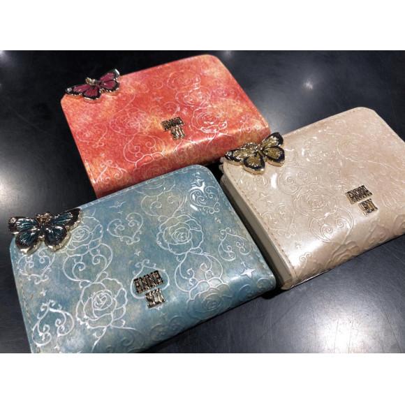 クリスマスギフトにオススメ★ミニ財布
