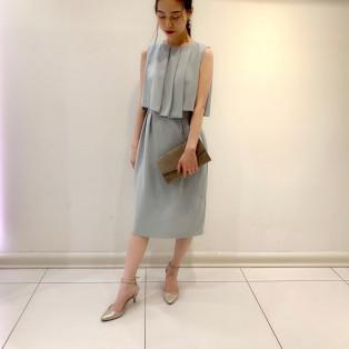 2019AW 新作ドレス