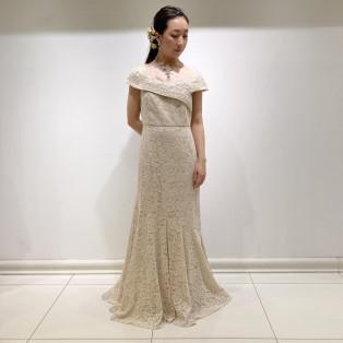 【新作カラーロングドレス】