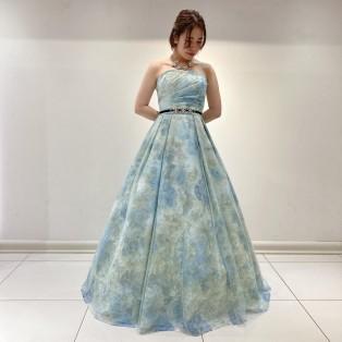 【新作カラードレス】