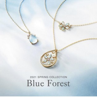 """Spring Collection """"Blue Forest -青の森-"""""""