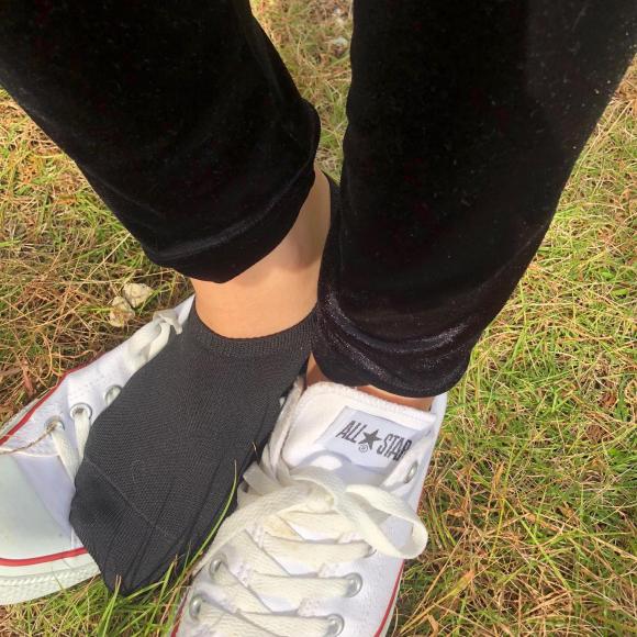 靴下もジェンダーレス。