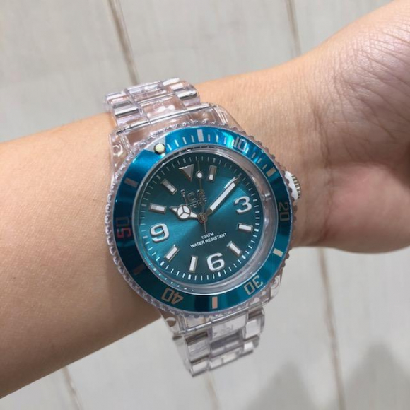 ♪海にピッタリな腕時計♪