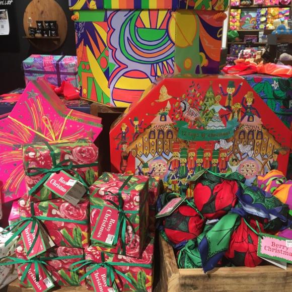 クリスマスプレゼントは準備できていますか?