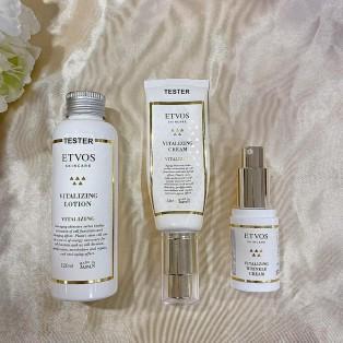 【第2弾 ETVOSのスキンケア商品を徹底紹介】お肌のためのセラミドスキンケア