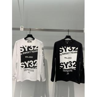 SY32新作!  ミラノロゴTシャツ