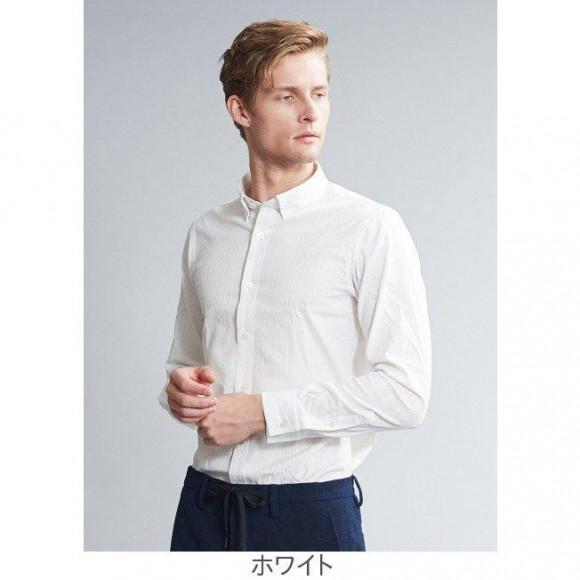 ウルトラヴェールドビードレスシャツ