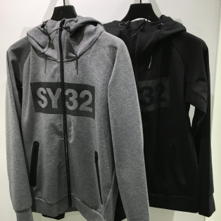 SY32新作! セットアップパーカー②