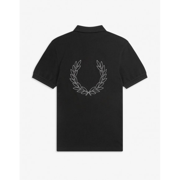 LAUREL WREATH PIQUE SHIRT