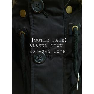 【OUTER FAIR】ARASKA DOWN