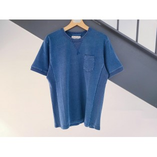 【味わいT】インディゴTシャツ