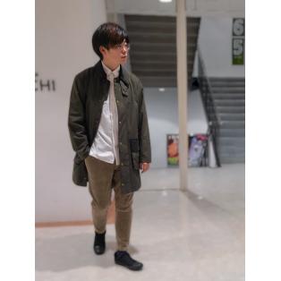 【21AW code variation】WINDPROOF PUFF COAT