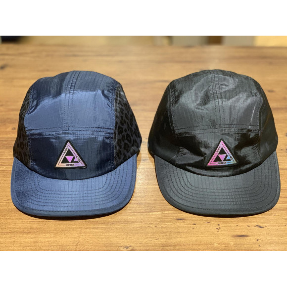【BLACK LABEL NYLON RIP JET  CAP】