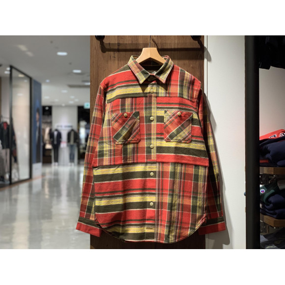 【SWITCHING FLANNEL】