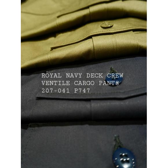 DECK CREW VENTILE CARGO PANTS
