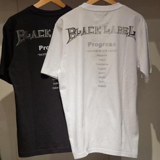 BLACK LABEL TOUR TEE②