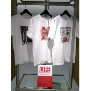 【LIFE】プリントTシャツ