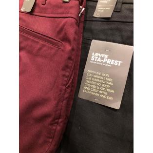 西館6F Levi's store ~STA-PREST新色入荷!~