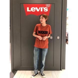 西館6F Levi's store ~LVC新作アイテム大量入荷!~