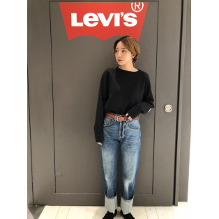 西館6F Levi's store 〜1947年モデルの大人気カラーついに再入荷!〜
