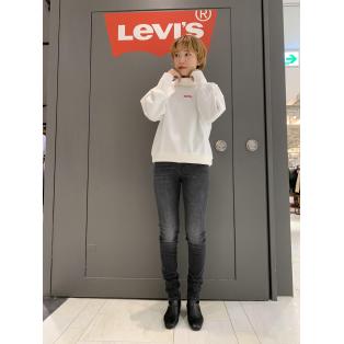 西館6F Levi's store 〜冬の定番、WARMシリーズ〜