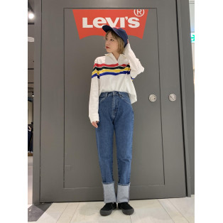 西館6F Levi's store  〜LMCから701がついに登場!!〜
