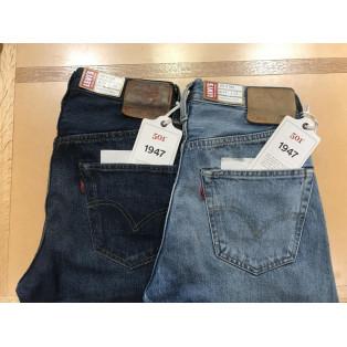 西館6F Levi's store〜LVC 1947年モデル新色入荷!!!〜