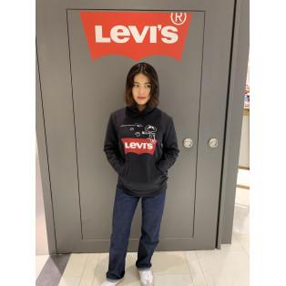 西館6F Levi's store 〜ロゴパーカーとスヌーピーコラボしました!!〜