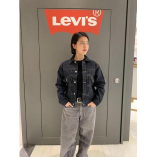 西館6F Levi's Store 〜大人気LVCトラッカーtypeⅡ〜