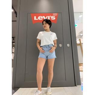 西館6F Levi's Store 〜mom jeans shorts発売です〜