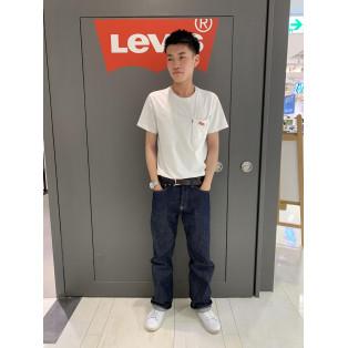 西館6F Levi's Store 〜LVC1937年モデルの501XXの紹介〜