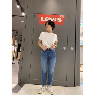 西館6F Levi's Store 〜ウィメンズ501Skinny〜
