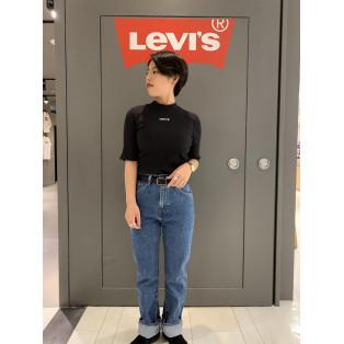 西館6F Levi's Store ~LMC701のシンプルコーデ~