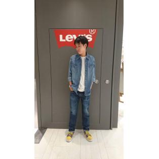 西館6F Levi's Store~最高の履き心地をお探しの方必見!MIJ~