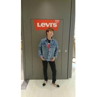 西館6F Levi's Store~秋先取り!トラッカージャケット~