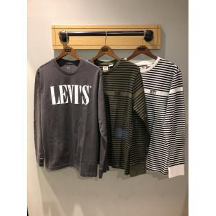 西館6F Levi's Store~新作カットソー〜