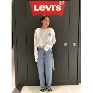 西館6F Levi's store ~Silver tabシリーズアイテム入荷!~