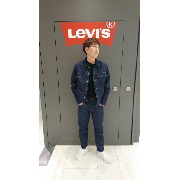 西館6F Levi's Store~セットアップコーデお好きな方必見!~