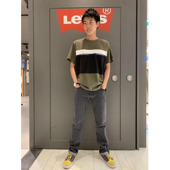 西館6F Levi's Store~カジュアルに履きたい方オススメ!'93 501 STRAIGHT~