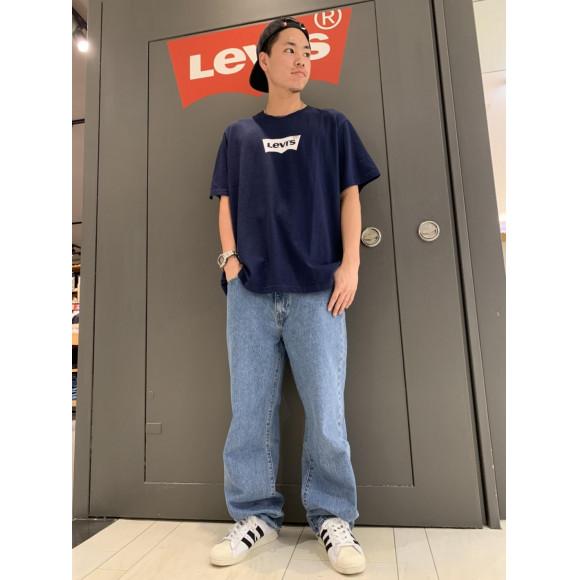 西館6F Levi's Store ~極太デニム新登場!STAY LOOSE DENIM~